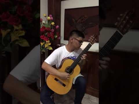 Sea guitar festival young artist awards Thailand 2018