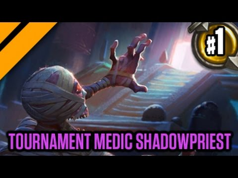 Day9 HearthStone Decktacular 186   Tournament Medic Shadowpriest P1