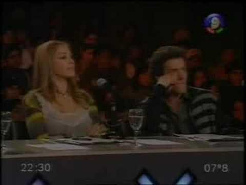 Talento Argentino Cesar Rene Gomez