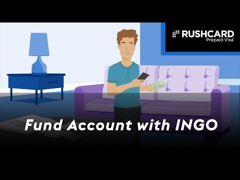 How to Deposit a Check to INGO with the RushCard Mobile App