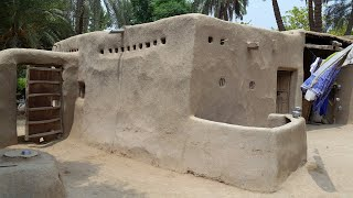 Punjab Village Style Of Mud Houses | Rural Life In Pakistan