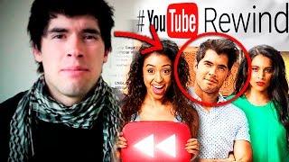 YouTube Rewind 2016 - YT Evoluciona? - La nueva TV? Televisivo de Contenido Basura? #YouTubeRewind