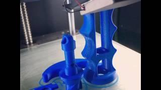 детская вертушка   3D печать в Котласе(Помните 90-х - нулевых годах была такая забавная игрушка? - раскручиваешь вертушку руками или веревкой, и..., 2016-07-12T08:15:09.000Z)