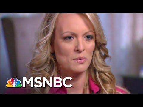 Stormy Daniels Beats President Donald Trump | The Last Word | MSNBC