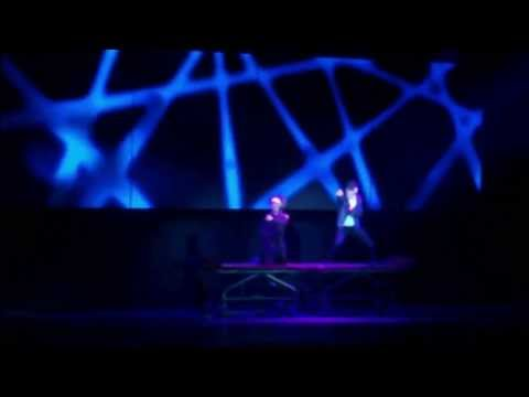 We Will Rock You (musical): 10th Anni. Tour (Zagreb, Croatia, 25.05.2013)- Under Pressure P.3
