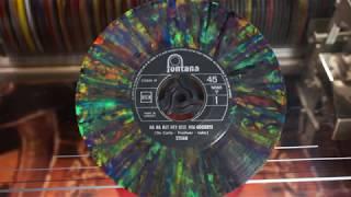 Jonnie's Jukebox Plays: Na Na Na Na Hey Hey Hey Goodbye - Steam 1969 Multicoloured Vinyl 45