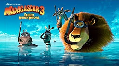 MADAGASCAR 3 Trailer Deutsch German FullHD 2012