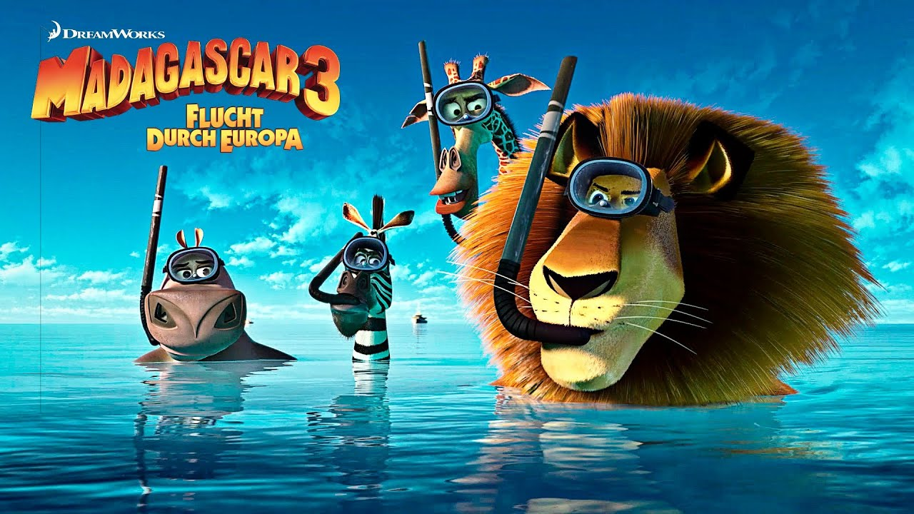 Madagascar Stream Deutsch