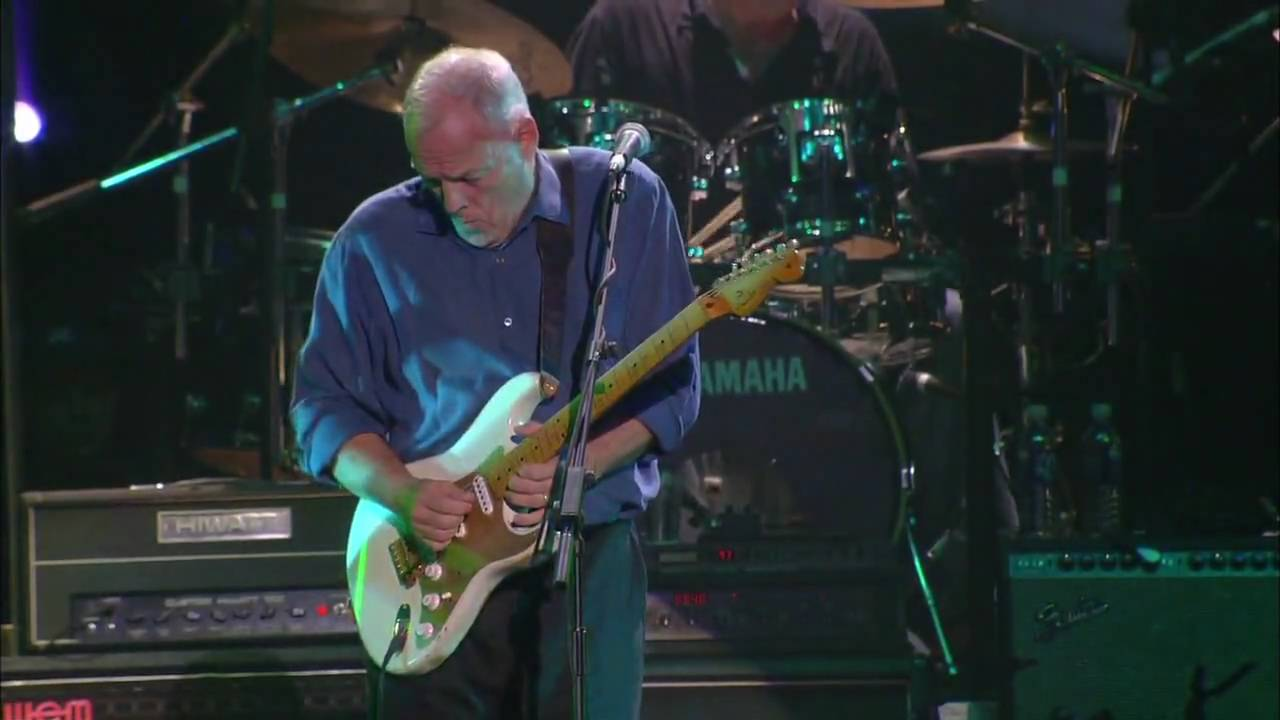 hd david gilmour pink floyd marooned the strat pack youtube. Black Bedroom Furniture Sets. Home Design Ideas