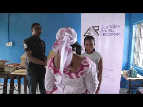 Guardian Angel Program (GAP) Initiative - Season 1, November 2016