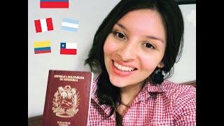 Emigrar por tierra de Venezuela a Perú - Expresos Ormeño