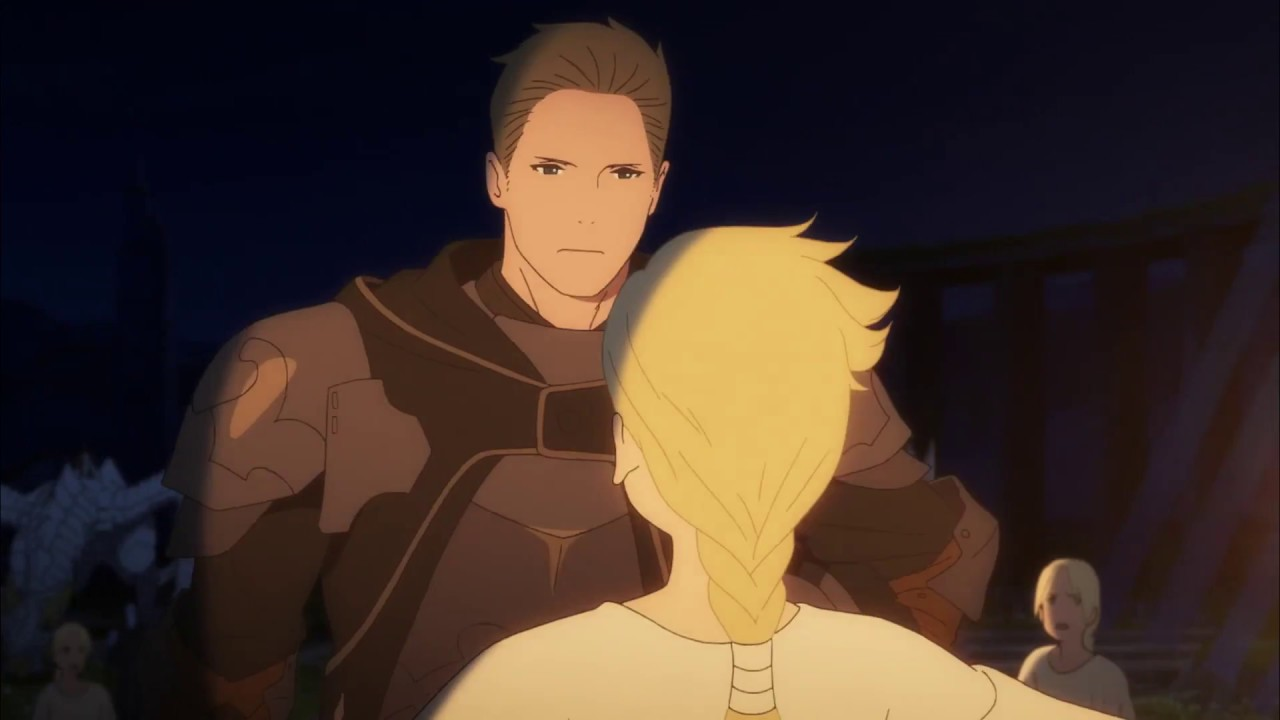 Maquia When The Promised Flower Blooms Anime Film Clip Youtube