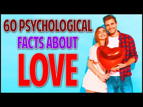 60 Psychological Facts About Love | Love Psychology