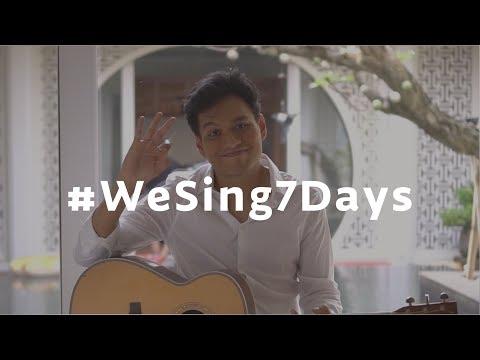 How To Play 7 Days - Rendy Pandugo #WeSing7Days
