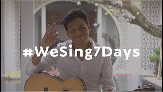 Video How To Play 7 Days - Rendy Pandugo #WeSing7Days download MP3, 3GP, MP4, WEBM, AVI, FLV Juni 2018