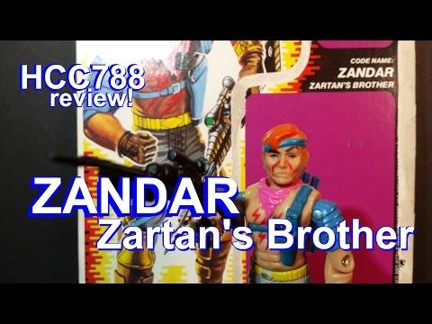 HCC788 - 1986 ZANDAR - Zartan