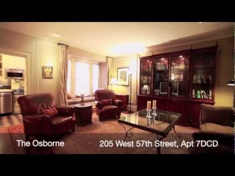 The osborne apartments new york city luxury real estate for New york apartment real estate