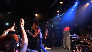 Pulled Apart By Horses Track 5 @ La Maroquinerie 08/09/2014