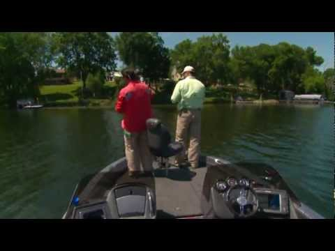 North American Fisherman TV 2012 #3 -- Fishing With Facebook