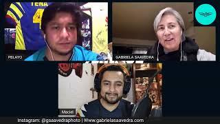 VOCES con Gabriela Saavedra