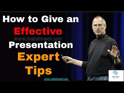 Presentation Expert Tips | Effective Communication Skills | Ideas