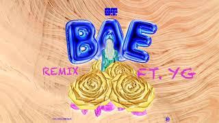 O.T Genesis - Bae (Remix) (Audio) ft. YG