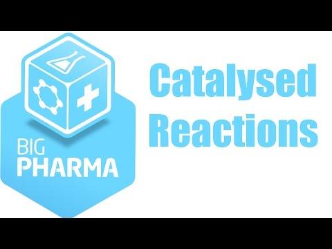 Big Pharma 4 Catalysed Reactions