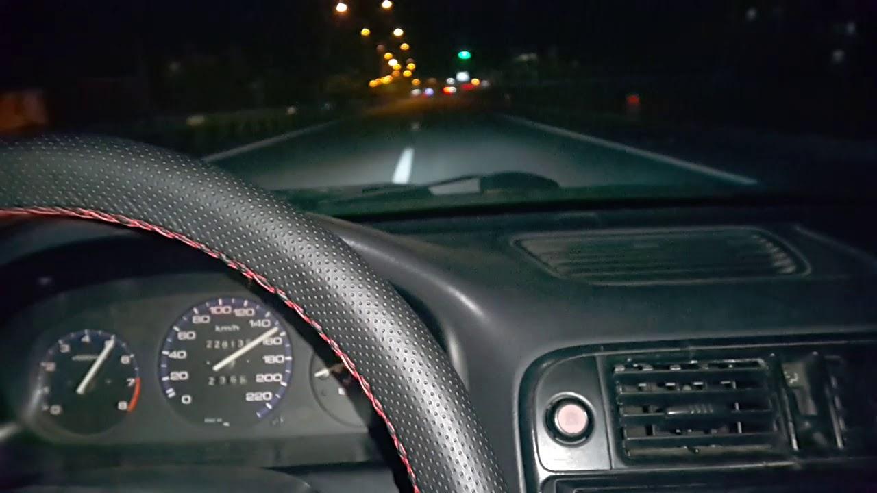 Honda Civic 1.6 ies otomatik 0-100