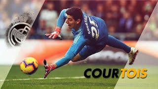 COURTOIS 2019 | Best Diving Saves | Real Madrid