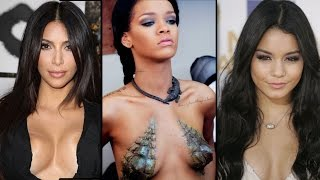 New Leaked Celebrity Nude Photos Emerge - Rihanna, Kim Kardashian, And More