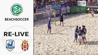 Rostocker Robben - Beach Royals Düsseldorf | Volle Länge | Finale - Deutsche Beachsoccer Liga