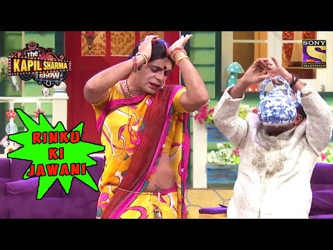 Rinku High On the Rocks – The Kapil Sharma Show