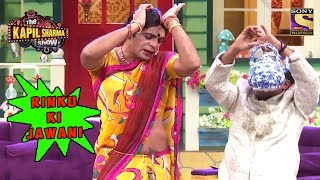 Rinku High On the Rocks - The Kapil Sharma Show