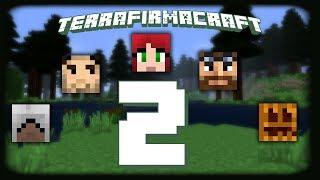 Terrafirmacraft - Ep 2 : Potterie pour chercheurs de copper
