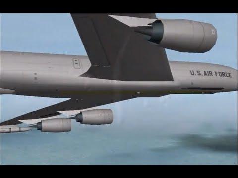 F-16 F 4.0+RV HQ A-A REFUELING PART 2