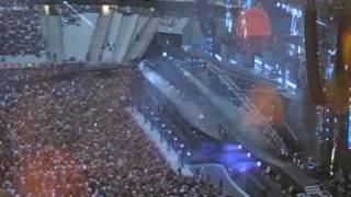 Johnny Hallyday -Quoi ma gueule - Stade de France-29/05/09