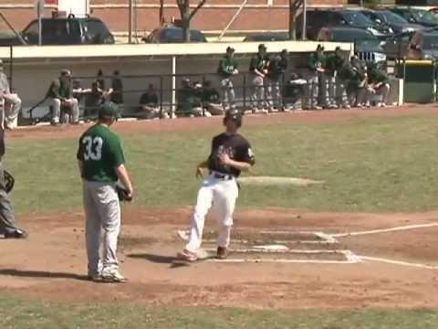 North Central College Baseball vs  Illinois Wesleyan April 7, 2013