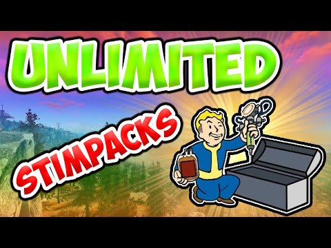 Fallout 76 Guide: How To Get Infinite Stimpacks And Fusion