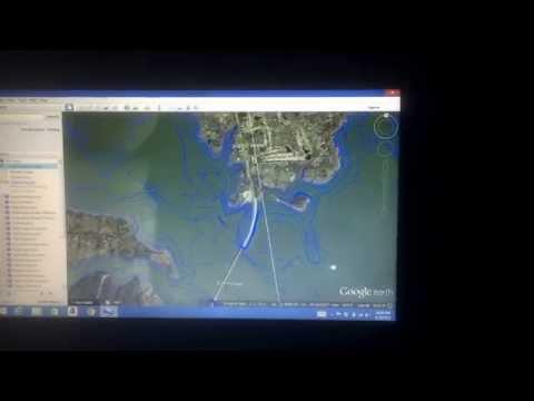Lake Fork Texas Spots ...Bass fishing spots viewable with Google Earth link www.lakeforktexasapp.com