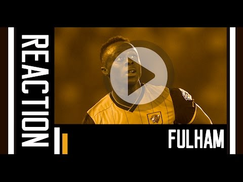Fulham V The Tigers | Reaction With Moses Odubajo | 23rd January 2016