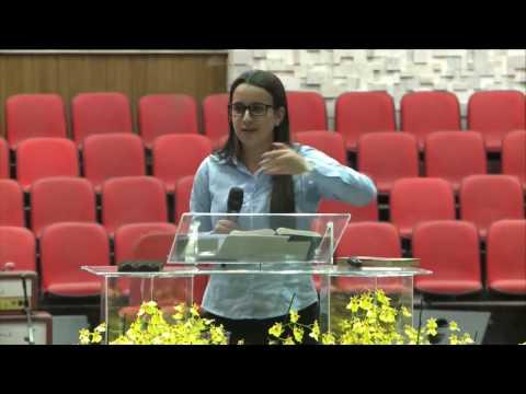 Culto Sexta - 24/03/2017 - Ana Carolina