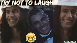 The Disaster Artist Hilarious Bloopers and Gag Reel  James Franco Outtakes 2018