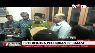 Fahri Hamzah Minta Pemerintah Pikir Ulang Peleburan BP Batam