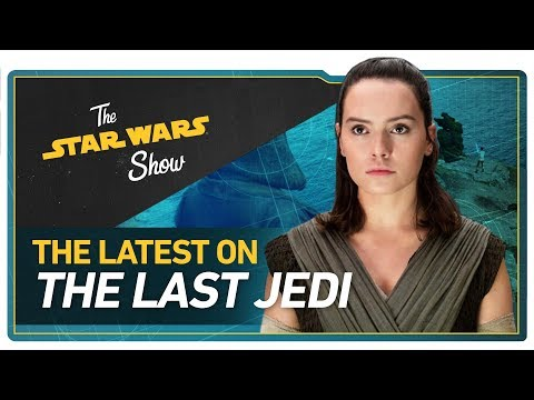 Download Youtube: The Latest on The Last Jedi, Thrawn: Alliances Cover Revealed, and More!