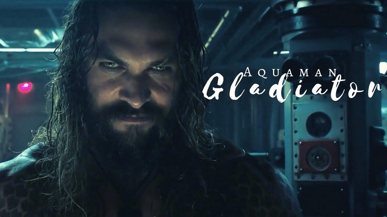 Download Aquaman // Gladiator