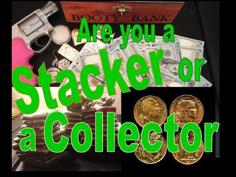 Are You a STACKER or a COLLECTOR