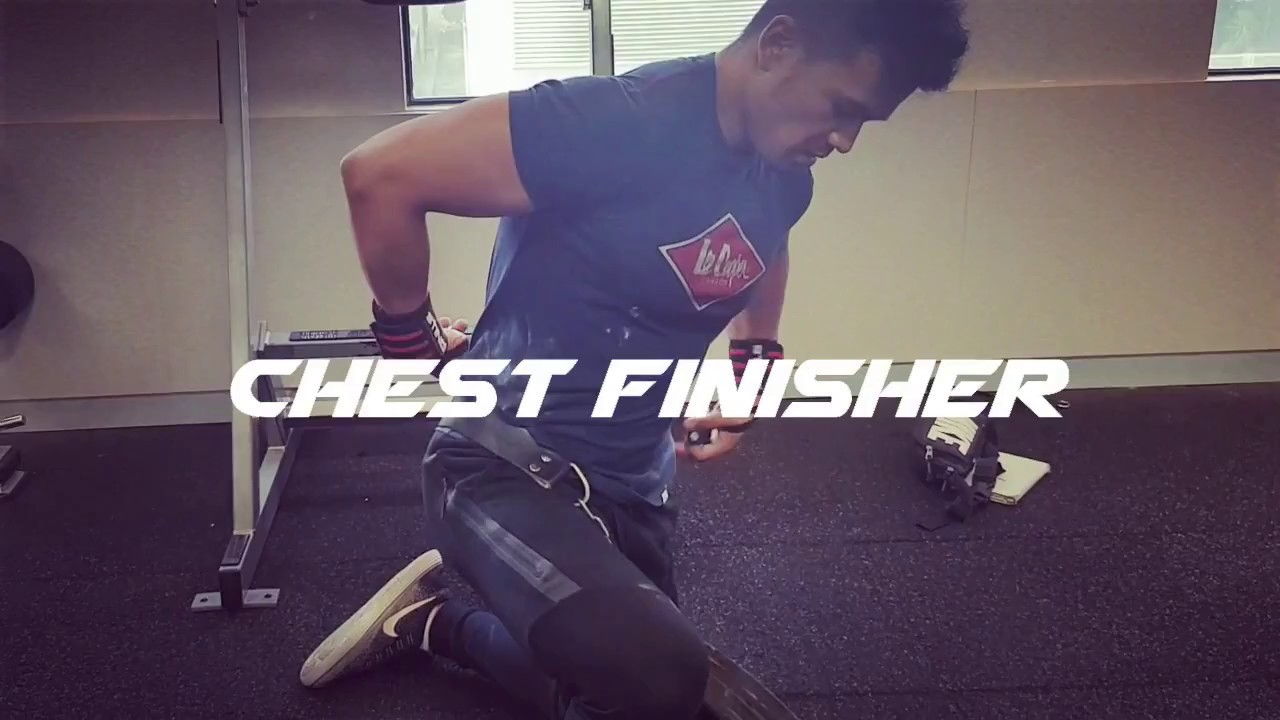 Chest Finisher