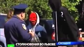 9 мая 2011 - Львов. Как фашизм расползался по Украине
