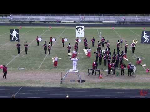 East Wilkes High School Cardinal Pride Marching Band 10/28/2017