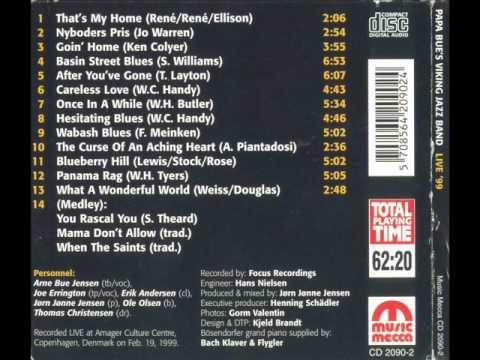 Papa Bue's Viking JazzBand 1999 Wabash blues
